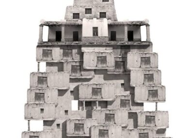 Torre 8 - detalle